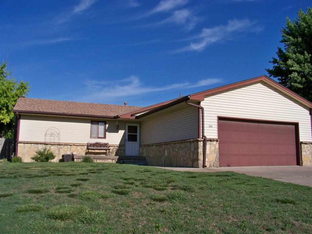309 N Bentwood Dr, Rose Hill, KS 67133 (MLS #536467) :: Select Homes - Team Real Estate