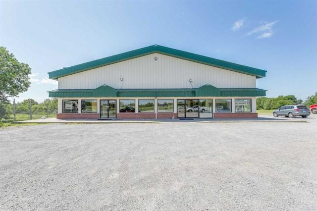 12491 SW Us Highway 54, Augusta, KS 67010 (MLS #536938) :: On The Move