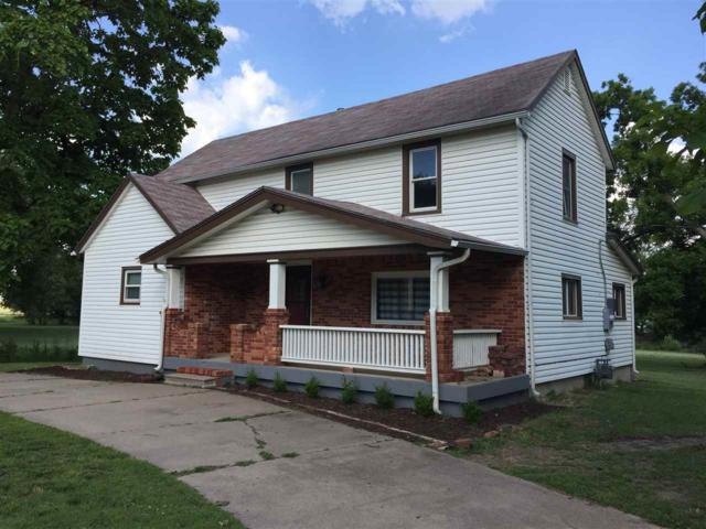 703 E 3rd, Newton, KS 67114 (MLS #536991) :: Select Homes - Team Real Estate