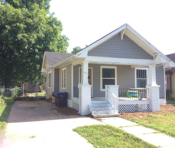 407 E 6th St, Newton, KS 67114 (MLS #537027) :: Katie Walton with RE/MAX Associates