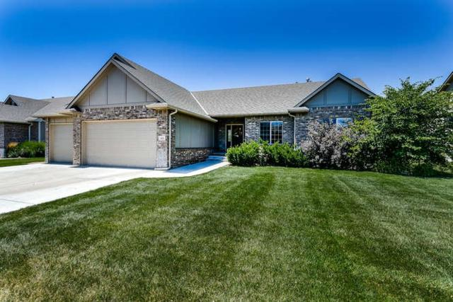 819 N Fairoaks Pl, Andover, KS 67002 (MLS #537151) :: Select Homes - Team Real Estate