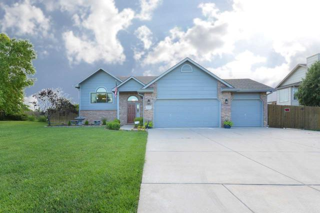 1321 N Valley Ct, Andover, KS 67002 (MLS #537323) :: Select Homes - Team Real Estate
