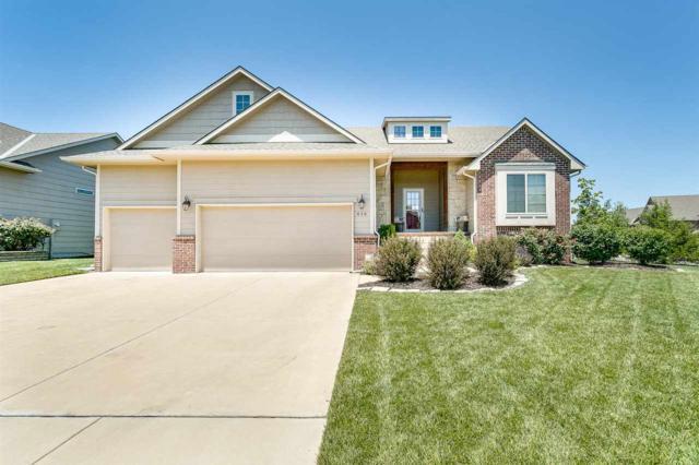 616 W Greenleaf Ct, Andover, KS 67002 (MLS #537347) :: Select Homes - Team Real Estate