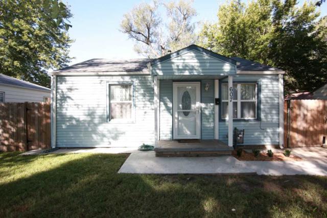 607 N Mount Carmel St, Wichita, KS 67203 (MLS #537391) :: Select Homes - Team Real Estate