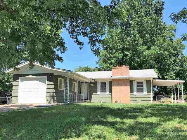 902 N 9th, Arkansas City, KS 67005 (MLS #537399) :: Select Homes - Team Real Estate