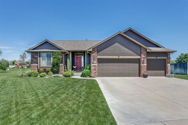 710 W Fieldstone Court, Andover, KS 67002 (MLS #537409) :: Select Homes - Team Real Estate