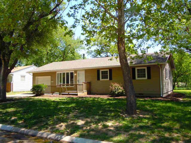 1344 N Taylor St, El Dorado, KS 67042 (MLS #537411) :: Select Homes - Team Real Estate
