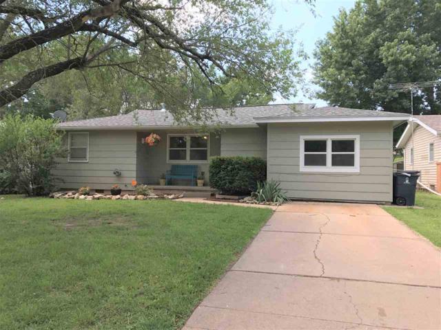 1009 S Emporia, El Dorado, KS 67042 (MLS #537458) :: Select Homes - Team Real Estate