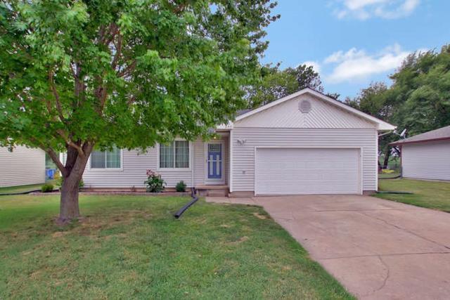 245 N Grain St, Clearwater, KS 67026 (MLS #537749) :: Select Homes - Team Real Estate