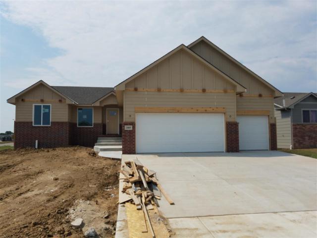 2005 E Teak Ct, Andover, KS 67002 (MLS #538976) :: Select Homes - Team Real Estate