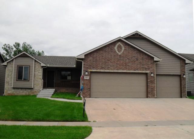 3613 N Pepper Ridge, Wichita, KS 67205 (MLS #539261) :: Select Homes - Team Real Estate