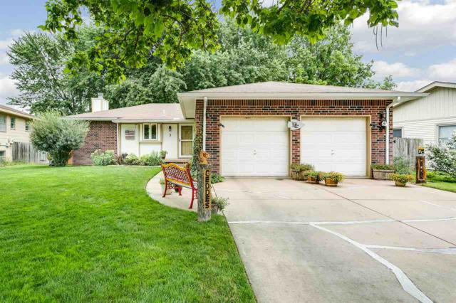 3 Gayle Ct., Valley Center, KS 67147 (MLS #539507) :: Katie Walton with RE/MAX Associates