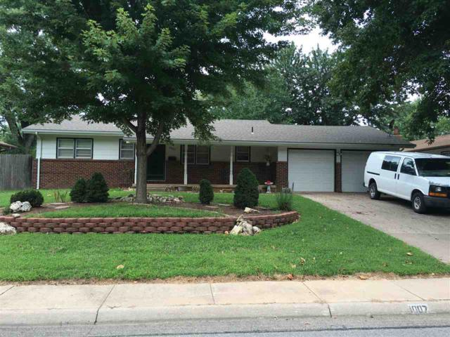 1007 N Marguerite Pkwy, Derby, KS 67037 (MLS #539928) :: Better Homes and Gardens Real Estate Alliance