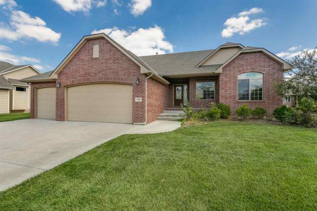 808 N Fairoaks Pl, Andover, KS 67002 (MLS #540708) :: Select Homes - Team Real Estate