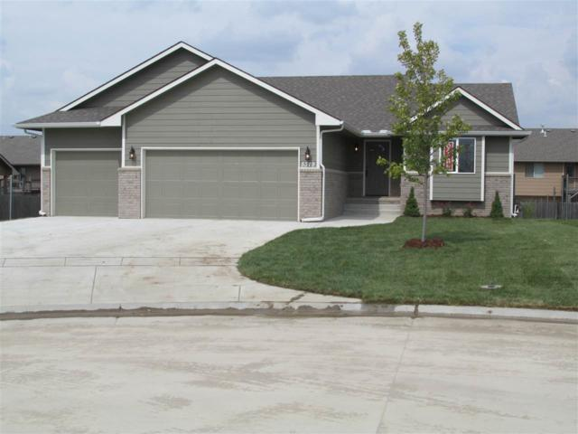 5319 N Rock Spring Ct., Bel Aire, KS 67226 (MLS #541185) :: Better Homes and Gardens Real Estate Alliance