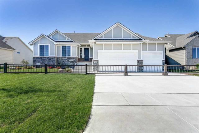3303 N Judith Model, Wichita, KS 67205 (MLS #541424) :: Better Homes and Gardens Real Estate Alliance