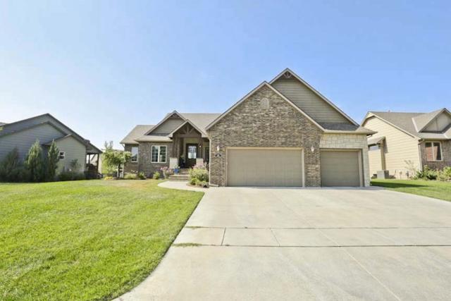1025 E Lakecrest Dr, Andover, KS 67002 (MLS #541652) :: Select Homes - Team Real Estate