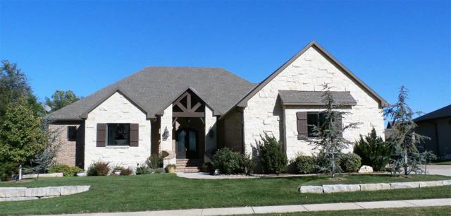9504 W Moss Rose St, Maize, KS 67101 (MLS #542186) :: On The Move