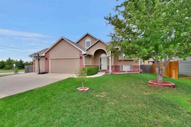 1618 W Browning St, Andover, KS 67002 (MLS #542230) :: Select Homes - Team Real Estate