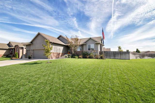 10908 W Hampton Lakes Ct, Maize, KS 67101 (MLS #542235) :: Better Homes and Gardens Real Estate Alliance