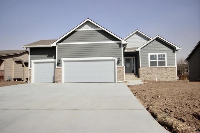 2625 S Lark Ct, Wichita, KS 67215 (MLS #542282) :: On The Move