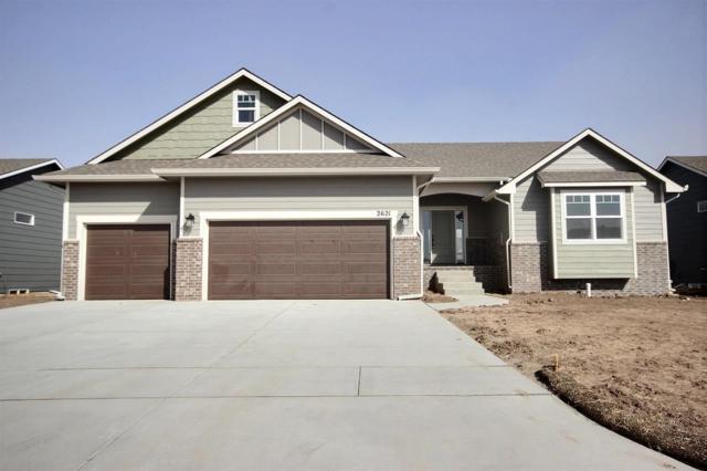 2621 S Lark Ct, Wichita, KS 67215 (MLS #542283) :: On The Move