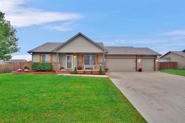 1508 N Cleary Ln, Goddard, KS 67052 (MLS #542433) :: Better Homes and Gardens Real Estate Alliance