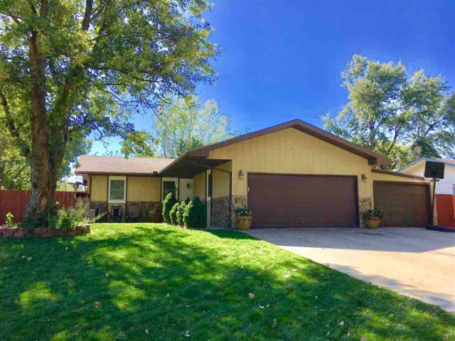 1821 E Evanston, Park City, KS 67219 (MLS #542568) :: Better Homes and Gardens Real Estate Alliance