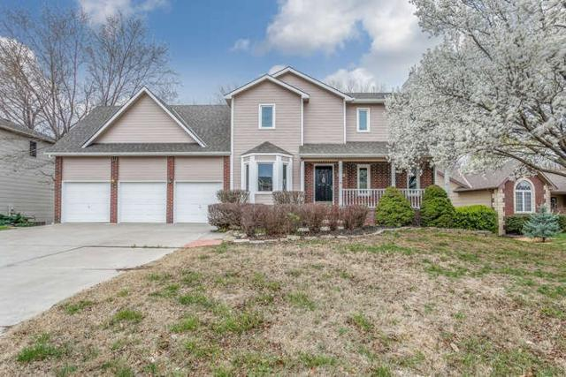 311 N Valley Stream Dr, Derby, KS 67037 (MLS #542606) :: Better Homes and Gardens Real Estate Alliance