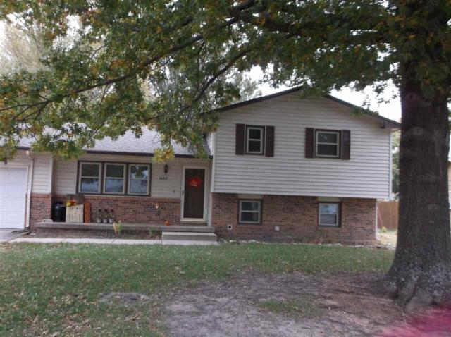 1622 N Main, Rose Hill, KS 67133 (MLS #543469) :: On The Move