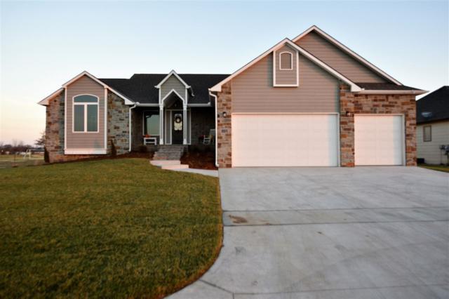 1112 E Park Glen St, Clearwater, KS 67026 (MLS #543654) :: Select Homes - Team Real Estate