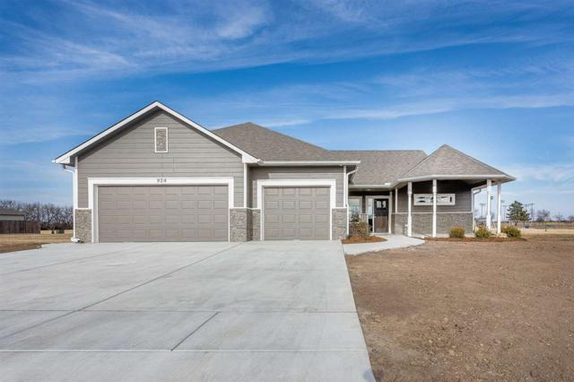 924 Cedar Brook Ct, Mulvane, KS 67110 (MLS #543857) :: Select Homes - Team Real Estate