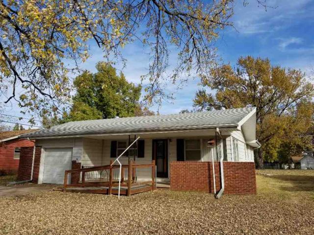 912 N Elm St, Belle Plaine, KS 67013 (MLS #543923) :: Select Homes - Team Real Estate
