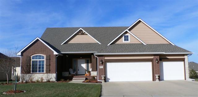 4043 N Bluestem Ct, Maize, KS 67101 (MLS #544166) :: Select Homes - Team Real Estate