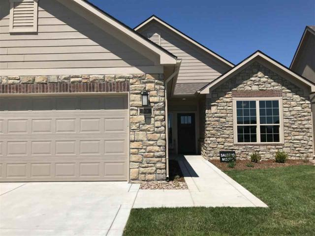 7838 E Turquoise Trl Salerno Model, Bel Aire, KS 67226 (MLS #544265) :: On The Move