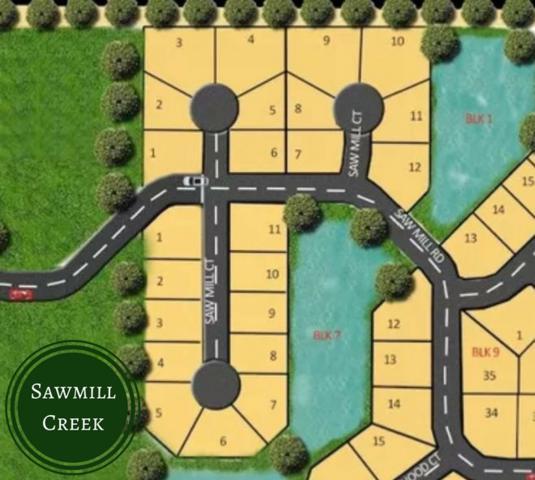 Lot 8 Block 1 Sawmill Creek Add., Wichita, KS 67226 (MLS #544540) :: On The Move