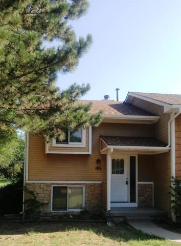 3210 S Handley St Unit #101, Wichita, KS 67217 (MLS #544589) :: On The Move