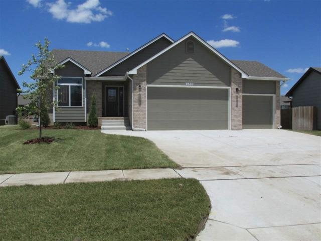 8500 E Chris, Bel Aire, KS 67226 (MLS #544731) :: On The Move