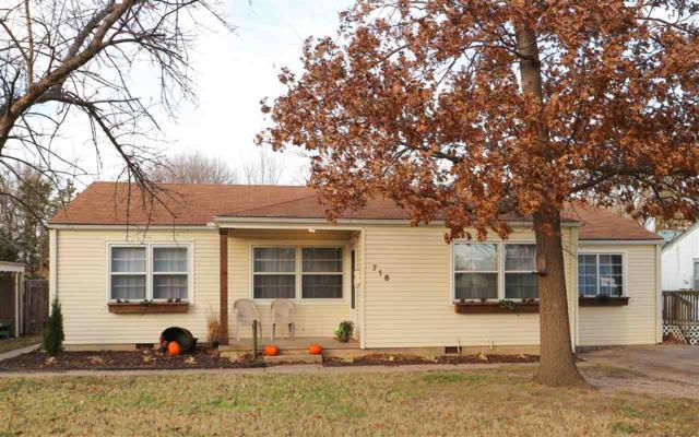 716 W 30th St. S, Wichita, KS 67213 (MLS #544962) :: Select Homes - Team Real Estate