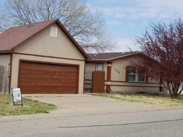 3406 W Marie St 3408 W Marie, Wichita, KS 67217 (MLS #545560) :: ClickOnHomes | Keller Williams Signature Partners