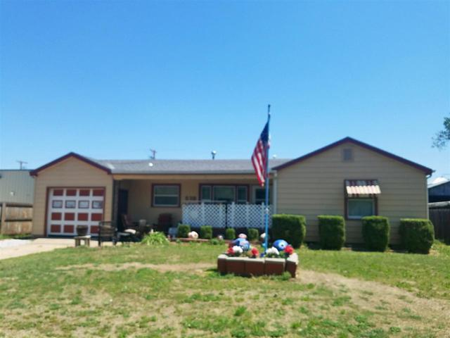 528 N Main St, Caldwell, KS 67022 (MLS #545649) :: Better Homes and Gardens Real Estate Alliance