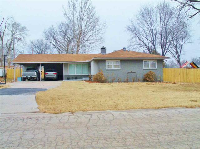 1012 E 2nd St, Eureka, KS 67045 (MLS #545748) :: Select Homes - Team Real Estate