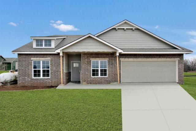 3011 N Susan Ln, Mulvane, KS 67110 (MLS #545807) :: Better Homes and Gardens Real Estate Alliance