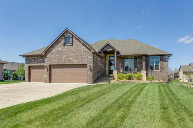 805 N Fairoaks Ct, Andover, KS 67002 (MLS #545904) :: Select Homes - Team Real Estate