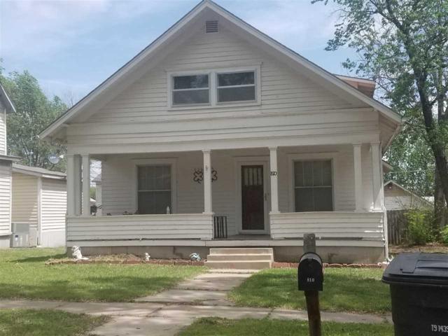 810 N 3rd St, Arkansas City, KS 67005 (MLS #545922) :: Better Homes and Gardens Real Estate Alliance