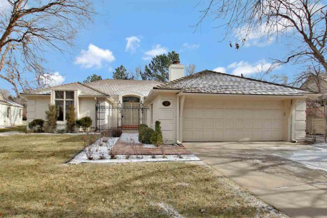 1440 N Gatewood #23, Wichita, KS 67206 (MLS #545924) :: On The Move