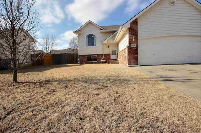 2611 N Mainsgate Dr., Augusta, KS 67010 (MLS #546081) :: On The Move