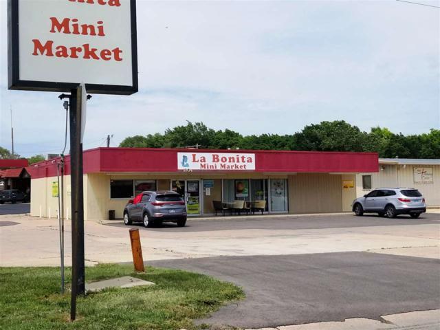 1804 W 4TH ST, Newton, KS 67114 (MLS #546232) :: Wichita Real Estate Connection
