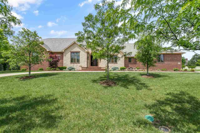 1709 N Barrier Cove, Wichita, KS 67206 (MLS #546233) :: Better Homes and Gardens Real Estate Alliance