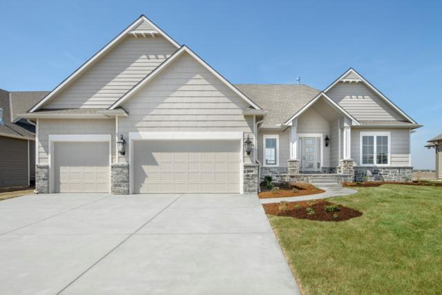 2501 S Paradise St, Wichita, KS 67205 (MLS #546450) :: On The Move